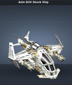 Anln-B20 Shock Ship
