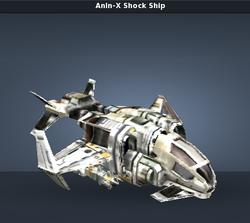 Anln-X Shock Ship
