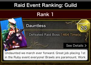 Dauntless Ruby 1