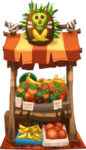 Building Fruit Stand 01