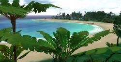 Rumrunner's beach