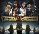 Пираты Карибского моря: Острова войны