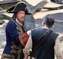 Hector Barbossa - On Stranger Tides