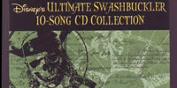 Disney's Ultimate Swashbuckler 10-Song CD Collection
