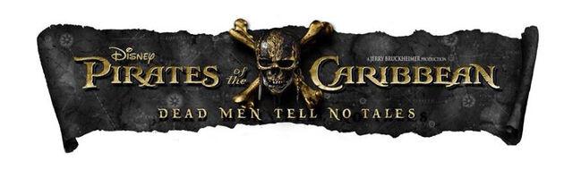 File:PiratesoftheCaribbeanDeadMenTellNoTalesLogo.jpg
