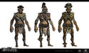 AOTD Tribals War Paint variations