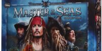 Pirates of the Caribbean: Master of the Seas Strategy Game