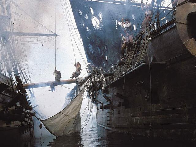 File:Black Pearl vs HMS Interceptor 1.jpg