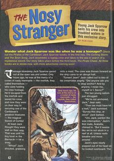 The Nosy Stranger