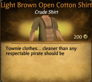 File:Light Brown Open Cotton Shirt.jpg