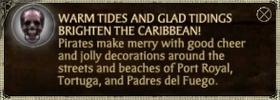 Warm Tides