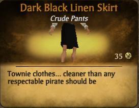 File:Dark Black Linen Skirt.jpg