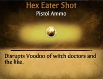 Hex Eater Shot