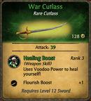 War Cutlass 2010-12-21