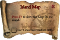 Scroll IslandMap