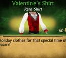 A Pirate Valentine