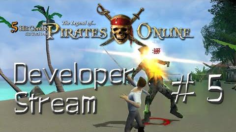 TLOPO- Developer Stream -5 - Bosses, Guilds, Quests, Sailing, Repairing & More!