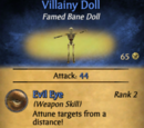 Villainy Doll