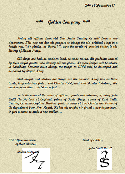 Gc contract