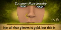 Golden Nose Loop