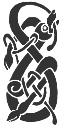 Tattoo arm mono celtic deer copy