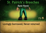 St. Patrick's Breeches