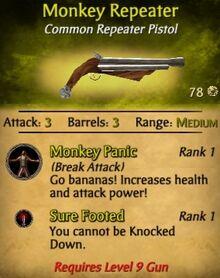 Monkey Repeater