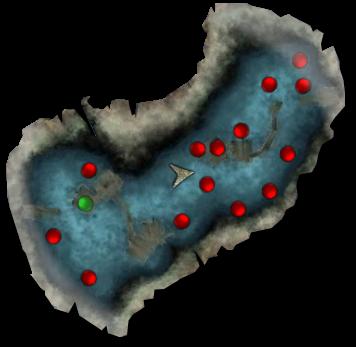 Pantano River Map