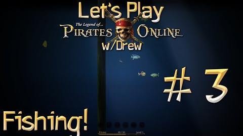 Let's Play TLOPO w Drew - 3 Fishing!