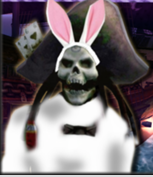 Jolly Roger Gets Easterish