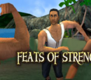 Feats of Strength Competition