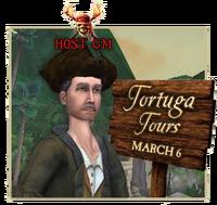 Tortuga tours