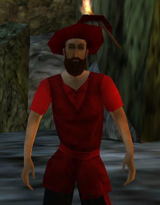 File:Wearing the Bright Red Ostrich.png