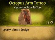 OctopusArmTat