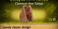 Octopus Arm Tattoo (Redeem Code)