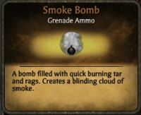 Smoke-bomb