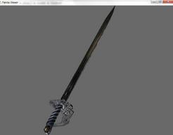 The Mortifer Blade