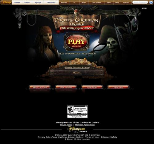 October 2008 Site