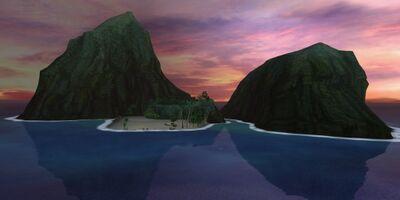 Isla Perdida Loading Screen