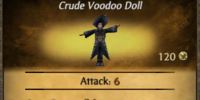 Pirate Doll Upgrade: Stolen Relic