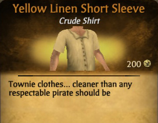 File:Yellow Linen Short Sleeve.jpg