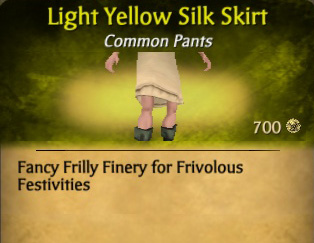 File:Light Yellow Silk Skirt.jpg