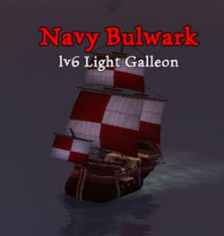 Navy Bulwark clearer