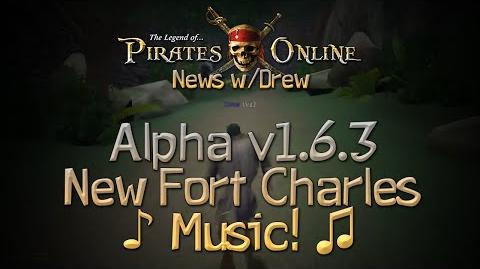 TLOPO News w Drew Alpha Update 1.6.3 - New Fort Charles Music!-1