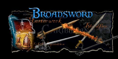 Title Broadsword