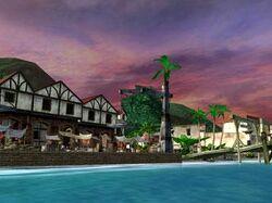 Port royal dock