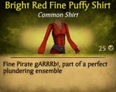 File:Bright Red Finr Puffy Shirt.png