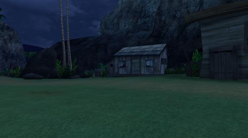 Orindas shack