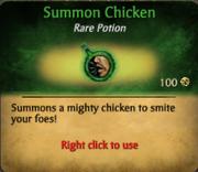Summon Chicken