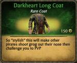 Darkheart Long Coat